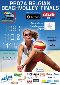 Belgian Beach Volley Tour 2013