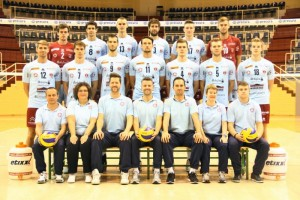 Top Volley Precura Antwerpen 2013-2014