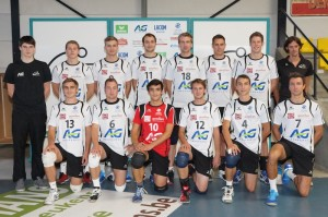 Volley Haasrode Leuven 2013 - 2014