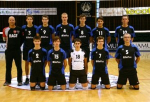 Namur Volley - Champion P1H 2013-2014