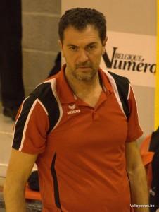 Pascual Saurin est également coach de l'équipe nationale espagnole
