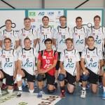 Volley Haasrode Leuven (Ligue B) a vécu une saison exceptionnelle
