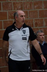 Jan de Brandt a effectué un interim à Tongeren et s'occupera de la sélection hongroise la saison prochaine