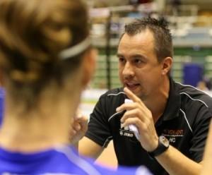 A 37 ans, Stijn Morand possède déjà un excellent CV de coach en Belgique !