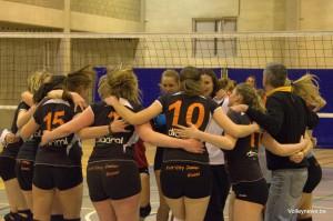 Les filles de Gembloux se sont sauvée lors de la dernière journée de Championnat !