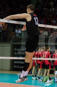 Gavin Schmitt est une des figures emblématique de l'équipe canadienne !
