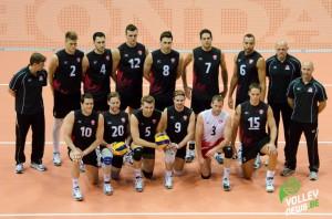 L'équipe nationale du Canada