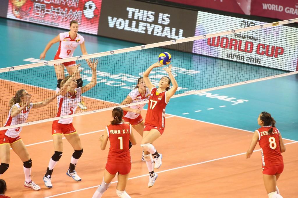 Pour son match d'ouverture dans le Final 6 du World Grand Prix, la Belgique affrontait la Chine