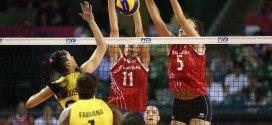 [World Grand Prix] Final 6 – Day 1 : Les belges arrachent 1 set à la Chine, le Brésil subit sa première défaite !