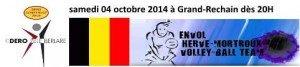 16ème de Coupe de Belgique L'Envol Mortroux (N1) Zele Berlare (Ligue B)