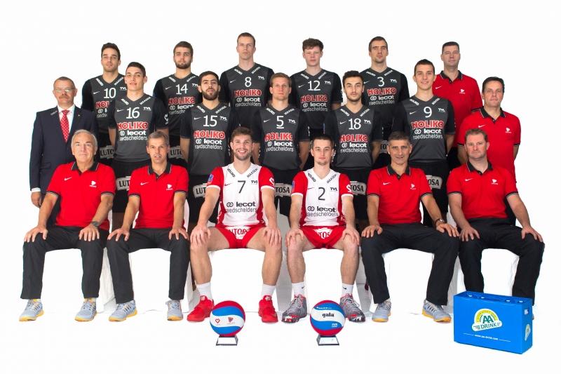 Noliko Maaseik - 2014-2015