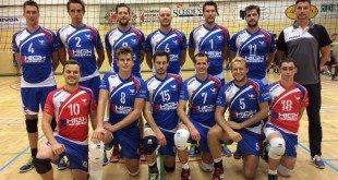 VC Walhain (Ligue B) - 2015-2016