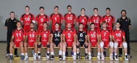 Equipe Nationale de Volley-Ball 2012-2013