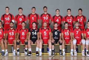 Equipe Nationale de Volley-Ball 2012-2013