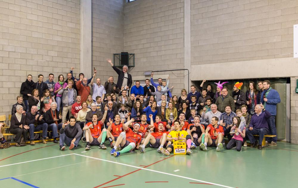 VC La Chaine Orp et ses supporters