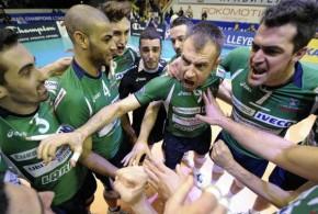 Wout Wijsmans, capitaine de Cuneo, a emmené son équipe jusqu'en finale de la Champion's League