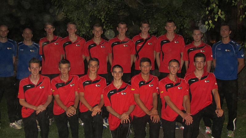 La sélection 97-98 en Hongrie