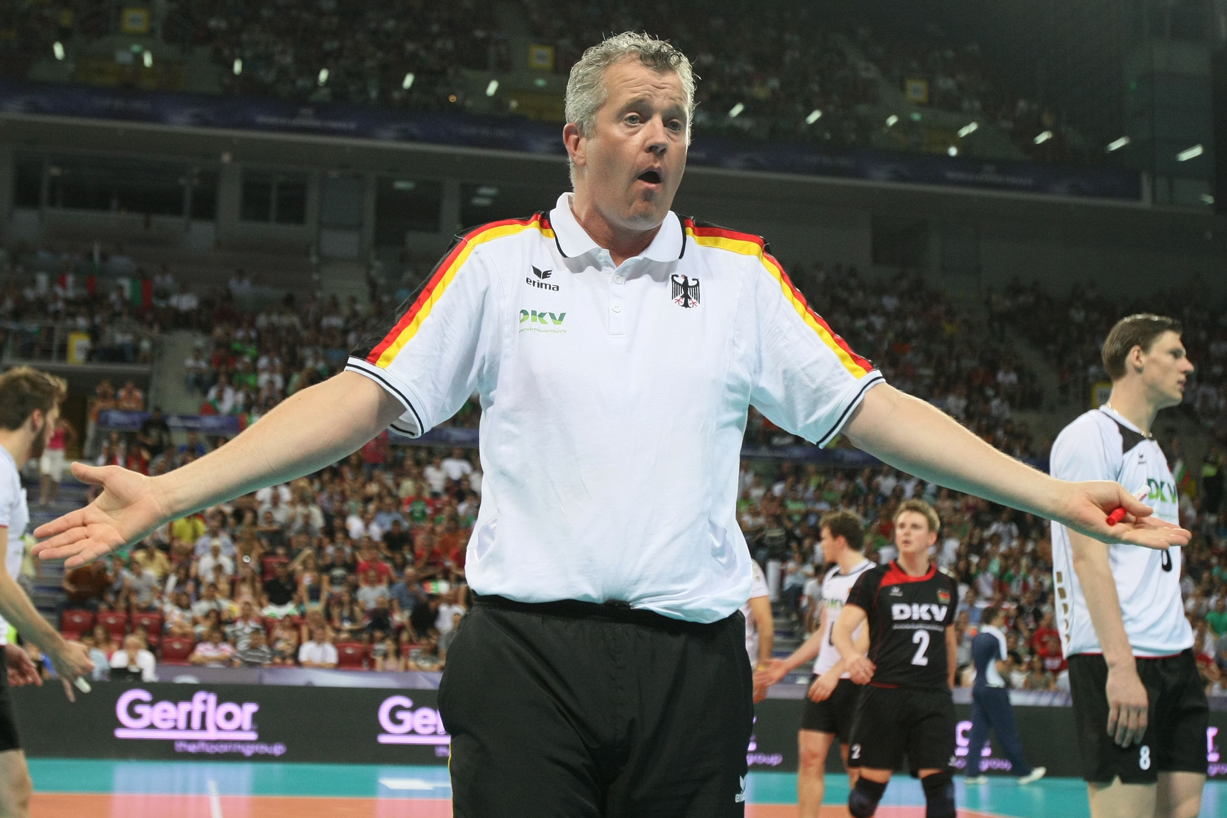 Vital Heynen (ex-Masseik) est désormais le sélectionneur de l'équipe nationale allemande !
