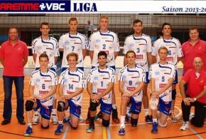 VBC Waremme 2013-2014