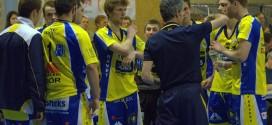 Guibertin B a souffert lors de son dernier derby Wallon. Mais les joueurs de Bart Goossens ont aussi prouvé qu'ils avaient leur place en N1 !