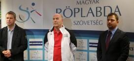 Jan de Brandt devient de sélectionneur national de l'équipe féminine hongroise
