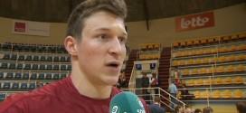 Seppe Baetens à l'interview pour Sporza