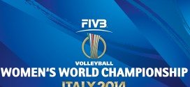 FIVB Women World Championship 2014 - Italy