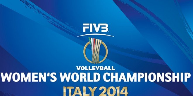 FIVB Women World Championship 2014 - Italy