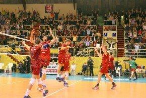 Precura Antwerpen célèbre une très belle victoire à l'entame de cette prestigieuse compétition !