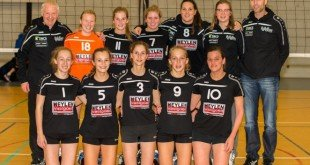 WeGi Lille 2e provinciaal vrouwen volleybal