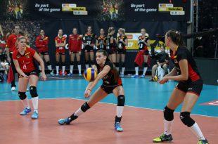 Britt Herbots, à peine 17 ans, est l'étoile montante de notre équipe nationale ! Credit : VDB / BART VANDENBROUCKE)