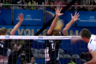 Couverture Video : Meilleurs headshots au volley-ball
