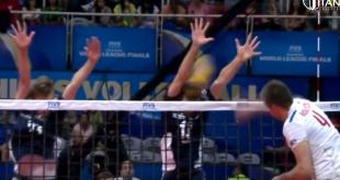 Couverture Video : Meilleurs headshots au volley-ball