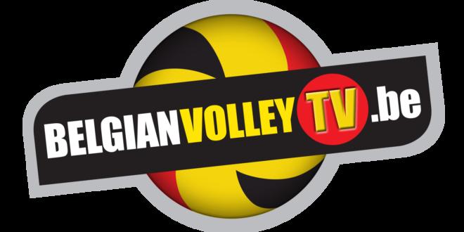Logo Belgian Volley TV
