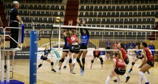 Brabo Antwerpen - Volley Heist Nationale 3 (v)