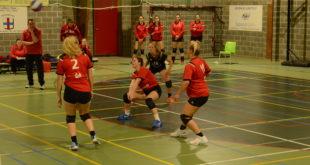 Profondeville - Geel Nationale 2 (v) 0-3