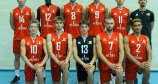 Topsport School Vilvoorde Nationale 1 (m)